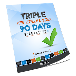 Triple Referrals Cheat Sheet