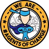 We Are Agents of Change